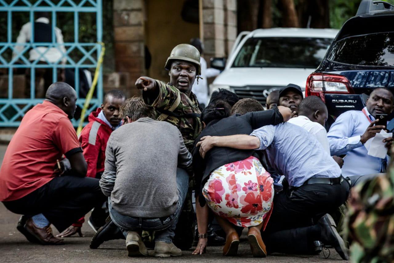 Fin de l'attaque contre un complexe hôtelier au Kenya, les jihadistes