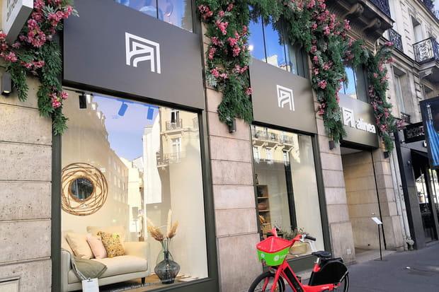 Découvrez le magasin alinea Paris Saint-Germain-des-Prés en images