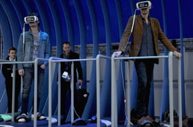 Samsung : un parc d'attraction pour découvrir la réalité virtuelle à Paris