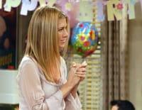 Friends : Celui qui transformait le gâteau d'anniversaire
