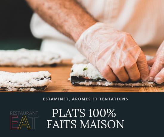 Plat : EAT  - Fait maison -   © EAT
