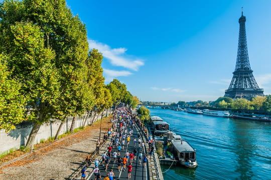 Marathon de Paris: parcours, date, prix, inscription