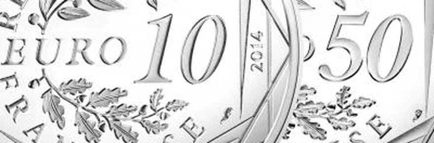 Monnaie de Paris : le millésime 2014 des pièces en argent et or dessiné par Sempé