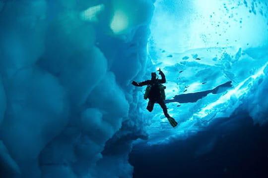 Expédition Deep sea under the pole