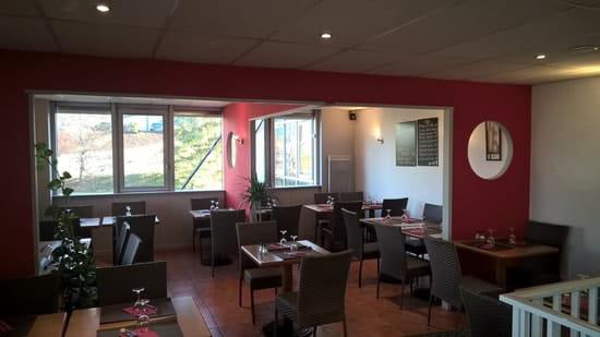 Le P'tit Flo  - salle de restaurant -