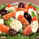 Francesca  - salade tomate mozzarella/....... -