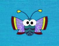 Le patchwork des animaux : Monsieur oiseau
