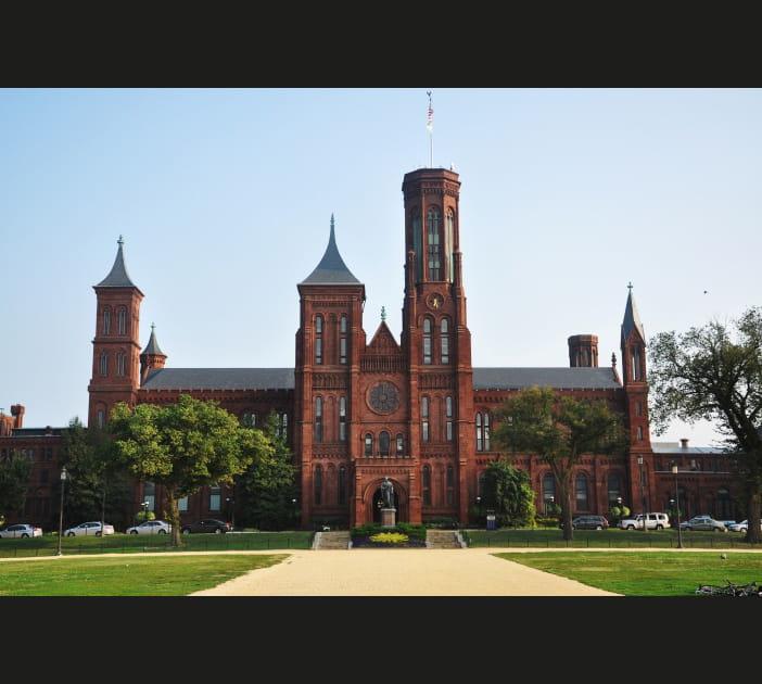 Smithsonian National Museum à Washington