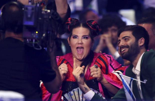 Victoire pour Netta Barzilai