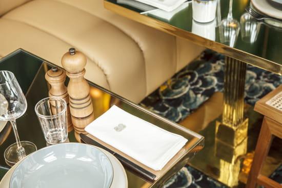 Restaurant : BB Blanche  - BB Blanche - Restaurant terrasse - Brunch - Trinité - Pigalle - Paris 9 -   © BB Blanche