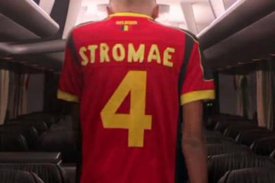 Stromae interprétera l'hymne de l'équipe belge pour le Mondial 2014