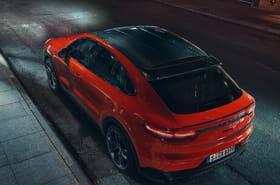 Porsche Cayenne: le coupé arrive, les infos et photos