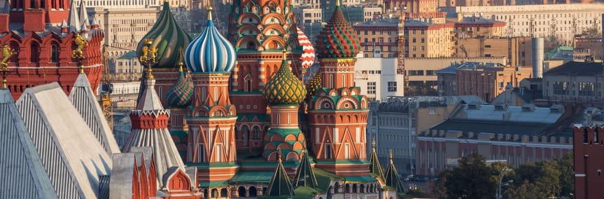 Décalage horaire avec la Russie: quelle heure chez nous et à Moscou?