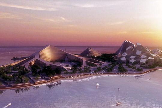 Zira Island, ville des vacances