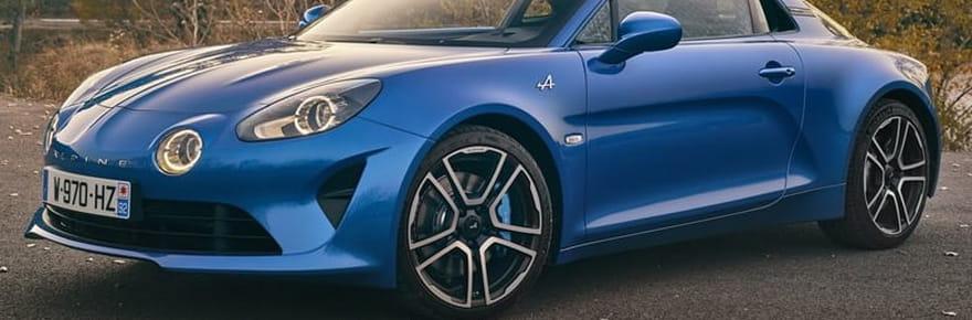 Nouvelle Alpine A110: les tests sont positifs, une réussite! [prix]