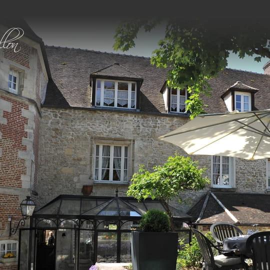 Hostellerie de la porte bellon restaurant de cuisine - Hostellerie de la porte bellon senlis france ...