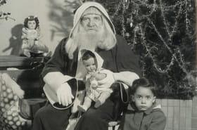 Photos anciennes de Noël