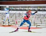 Biathlon : Coupe du monde - Poursuite 12,5 km messieurs