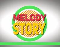 Melody Story : La robe verte (Bernard Sauvat)