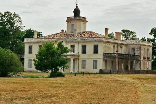 Le château du Domaine de Certes