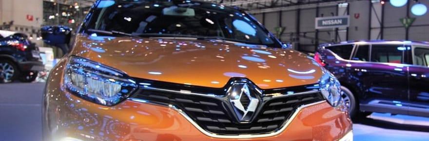 Nouveau Renault Captur restylé: quels changements? Les tarifs et infos [photos, prix, date, nouveautés]