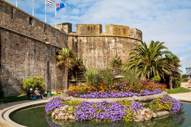 Saint-Malo, la vieille ville et ses remparts