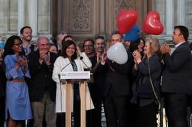 Municipales à Paris: le triomphe d'Hidalgo, le fiasco de Buzyn