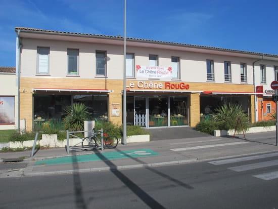 Le Chêne Rouge  - facade avant -