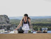 Cuisine ouverte : un chef sur la route : Le grand défi
