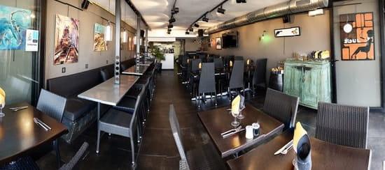Le Spot  - Panorama du restaurant Le Spot -