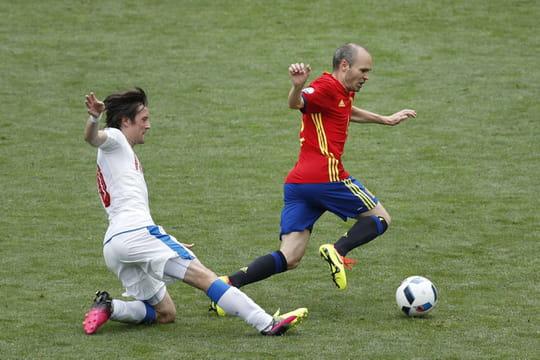 Résultat Espagne - République Tchèque : l'Espagne s'en sort, le score et le résumé du match