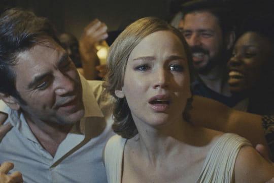 Mother: Jennifer Lawrence perturbée et blessée sur le tournage du film