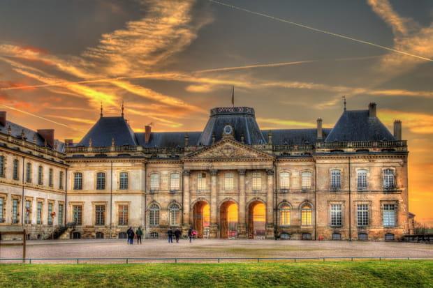 Le Chateau Lunéville
