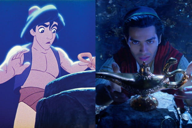 Aladdin / Mena Massoud