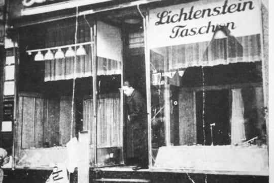Nuit de Cristal: résumé et bilan du pogrom du 9novembre 1938