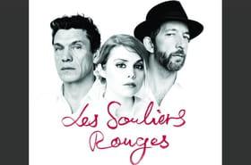 """""""Les souliers rouges"""" de Marc Lavoine : l'album est en ligne !"""