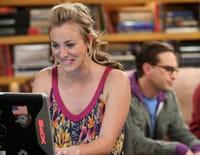 The Big Bang Theory : Les fleurs de Penny