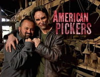 American Pickers, la brocante made in USA : Le challenge de Nascar