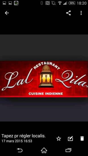 Restaurant : Lal Quila  - Restaurant lalquila -