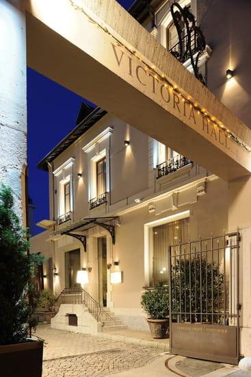 Victoria Hall  - Entrée piéton au 33 rue du Repos -