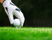 Golf : Open International - Open International