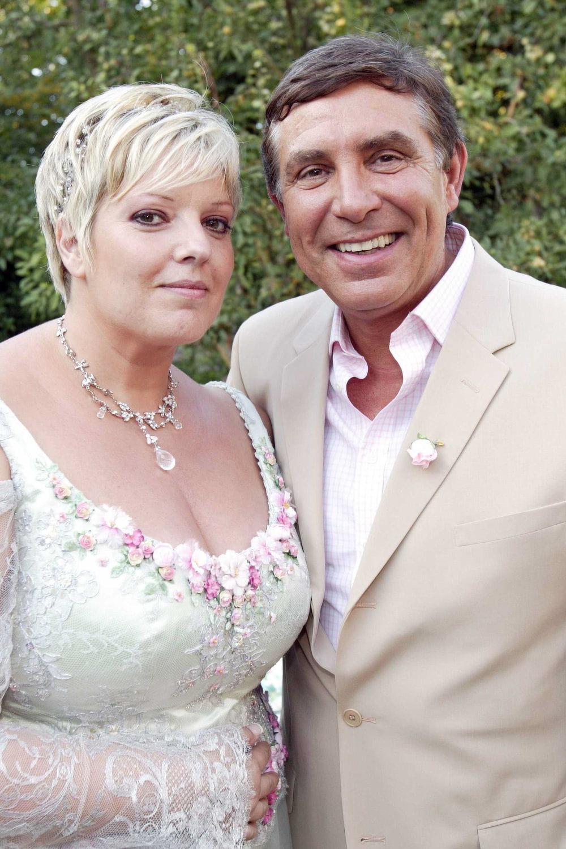 jean pierre foucault tait invit son mariage laurence boccolini - Laurence Boccolini Mariage Photo