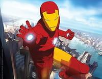 Iron Man *2008 : La proie et l'ombre