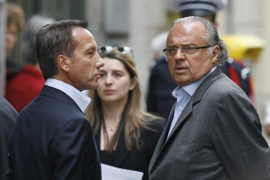 Gérard Louvin: enquête ouverte suite à des plaintes contre le producteur et son mari