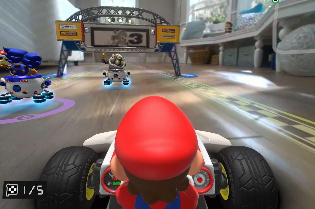 Mario Kart Live: Home Circuit, le meilleur jouet pour Noël déjà en précommande?