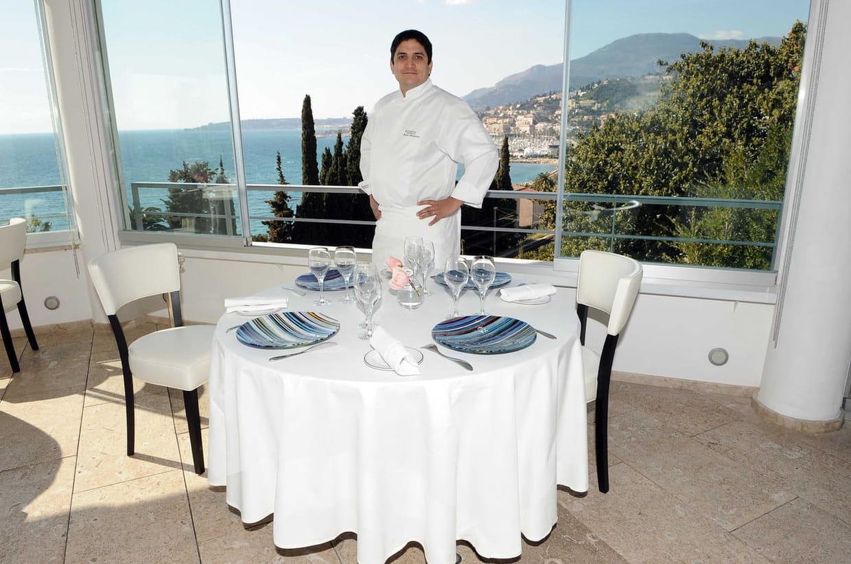 Meilleur Restaurant Du Monde Le Mirazur A Menton En Tete Du