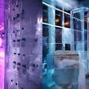 La Table du Kube  - Ice kube bar -   © Laurent Pons