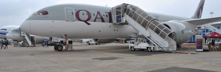 Airbus A350 XWB vs Boeing 787-9 Dreamliner : le combat des titans