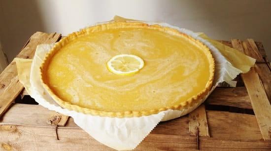 GreenDeliss  - Tarte aux citrons -