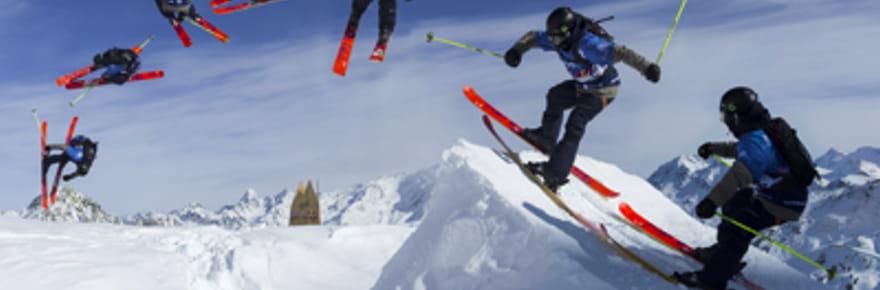 Les plus belles photos de ski freeride